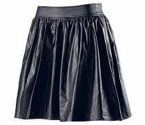 Minirock Damen, schwarz