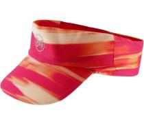 Pack Run Visor Cap, pink/rot/orange
