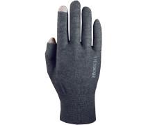 Kapela Fingerhandschuhe, Grau
