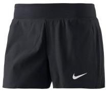 Pure Tennisshorts Damen, schwarz