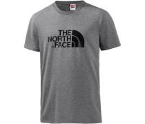 Easy Printshirt Herren, grau