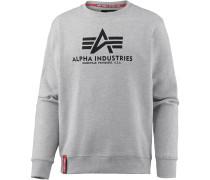 Sweatshirt Herren, grey heather