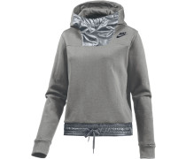 Advanced Hoodie Damen, grau