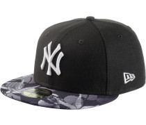Birds of Paradise Fitted NY Yankees Cap, mehrfarbig