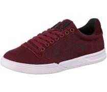 HML Stadil Canvas Low Sneaker Damen, rot