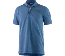 Elbas Poloshirt Herren, blau
