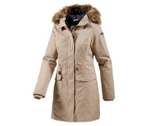 All of me Parka Damen, gelb