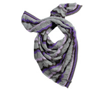 Strickschal Damen, grau