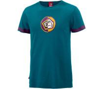 1/2 T-Shirt Herren, grün