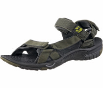 Lakwood Ride Outdoorsandalen Herren, olive