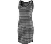 Yanni Jerseykleid Damen, schwarz/weiß/gestreift