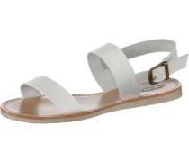 Sandalen Damen, weiß