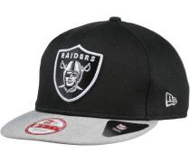 Contrast Team Snap Oakland Raiders Cap, mehrfarbig