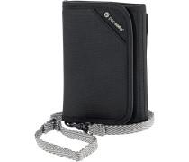 RFIDsafe V125 Geldbeutel, schwarz