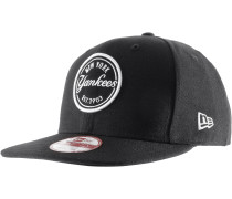 Emblem MLB Patch NYY Cap, schwarz