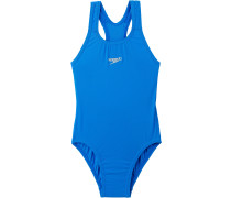 Badeanzug Mädchen, blau
