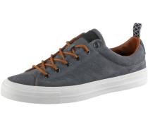 Star Player premium Leather Sneaker Herren, grau