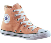 Chuck Taylor All Star Hi Sneaker Damen, rosa