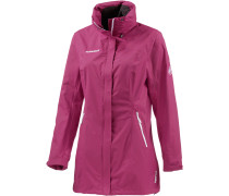 Youko Outdoorjacke Damen, rot