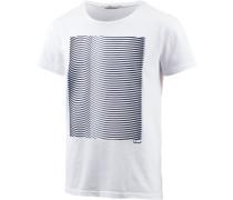 Wolixa T-Shirt Herren, weiß