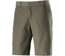 Chino Short Shorts Herren, grün