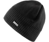 Mütze Ben Beanie, schwarz