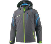 Monterosa Skijacke Herren, grau