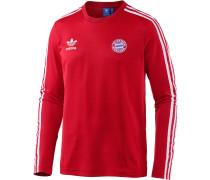 FC Bayern München Langarmshirt Herren, mehrfarbig