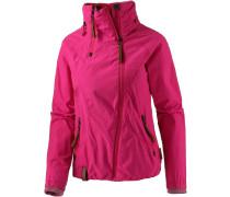 Forrester V Jacke Damen, rosa