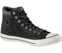 Boot PC Sneaker Herren, schwarz