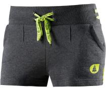 City 3 Shorts Damen, grau