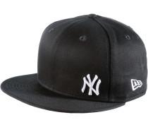 MLB Flawless 950 NY Yankees Cap, schwarz