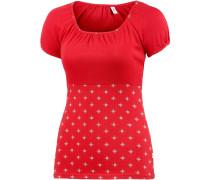 T-Shirt Damen, rot