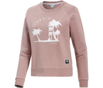 Cali Sweatshirt Damen, rosa