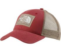 Mudder Cap Herren, bossa nova red-kelp tan-vintage white