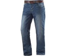 New Farrow Loose Fit Jeans Herren, blau