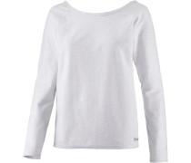 Wallflower Sweatshirt Damen, grau