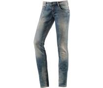Piper Jogg Skinny Fit Jeans Damen, blau