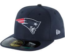 59fifty NFL On Field Patriots Cap, blau