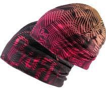 Coolmax Reversible Hat Beanie, rosa/schwarz