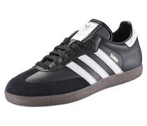 Samba Sneaker, schwarz