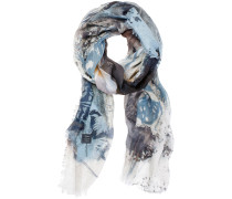 Nuuk Schal Damen, blau