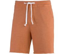 Shorts Herren, orange