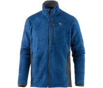 Monkey Grid II Fleecejacke Herren, nightfall blue/shark