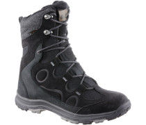 Thunder Bay Texapore High Schnürstiefel Damen, schwarz