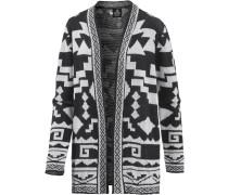 Show Down Sweater Strickjacke Damen, mehrfarbig