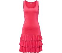 Trägerkleid Damen, rosa
