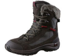 Icy Park Texapore Winterschuhe Damen, shadow black
