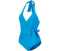 sculpture Simplyglow Badeanzug Damen, blau
