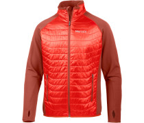 Variant Funktionsjacke Herren, orange